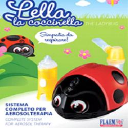 เครื่องพ่นละอองยา Flaemnuova รุ่น Coccinella (CO03P00)