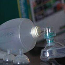 เครื่องช่วยหายใจมือบีบ รุ่น Rescu-7